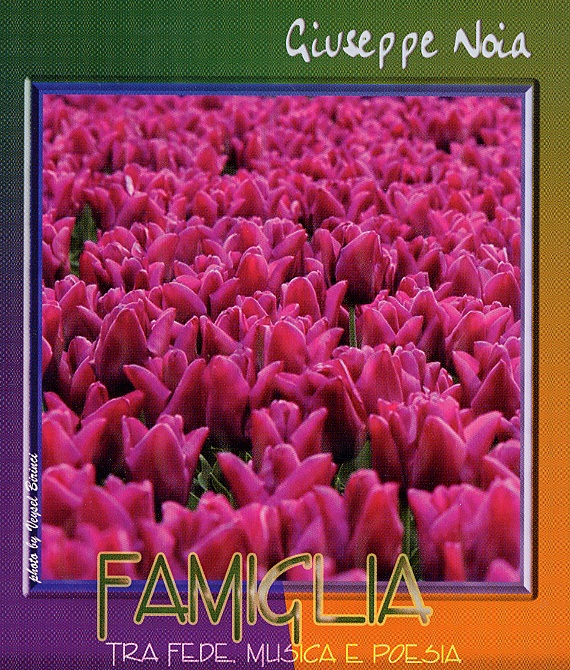 copertina cd FAMIGLIA